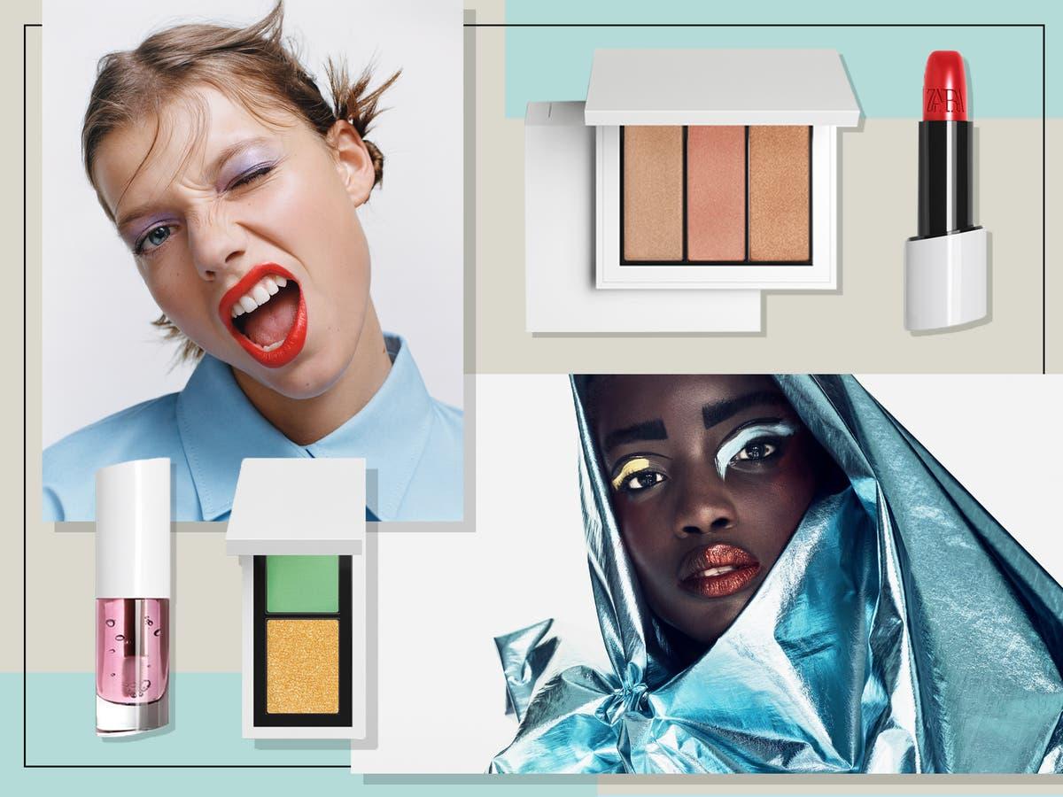 We put Zara's debut affordable make-up range to the test