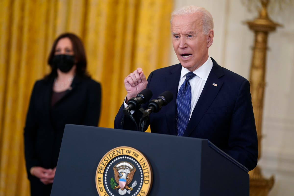 Biden: 1M sign up for health care during special enrollment