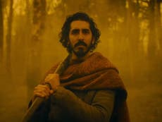 The Green Knight: 'Breathtaking' new trailer for violent King Arthur adaptation sends viewers into a frenzy