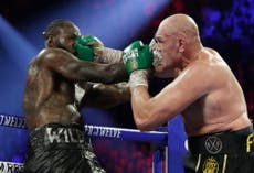 Tyson Fury negotiating settlement with Deontay Wilder, Frank Warren confirms