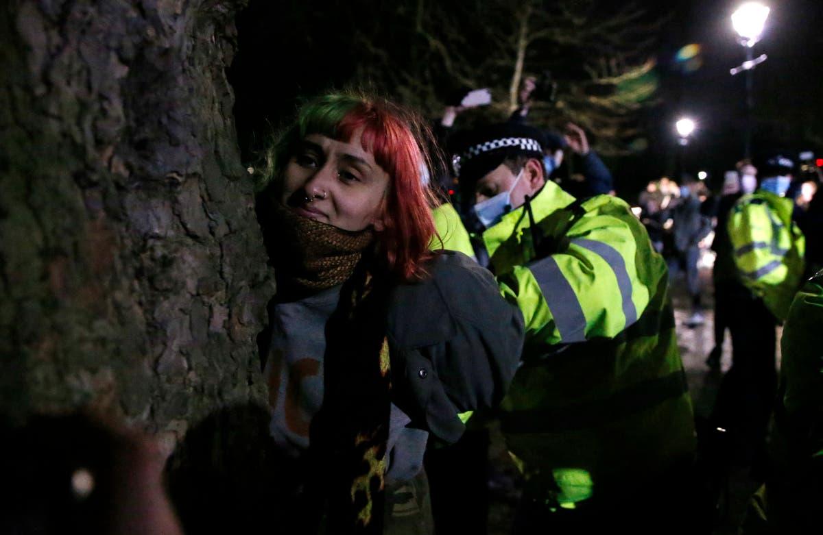 Cressida Dick considered using all-female Met unit to police Sarah Everard vigil