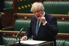 Boris Johnson news — live: Lack of social care plan 'insult to nation', as Blair attacks Labour 'woke left'