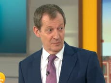 Good Morning Britain: Alastair Campbell 'accidentally announces death of the Queen' on third day hosting