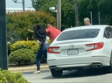 Colonial Pipeline shutdown: Motorists brawl at gas station as fuel outages hit North Carolina