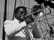 Curtis Fuller: Leading jazz trombonist who played with hard-bop greats