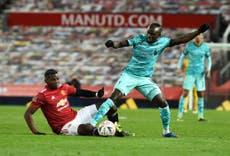 Manchester United vs Liverpool predicted line-ups: Teams news ahead of Premier League fixture tonight