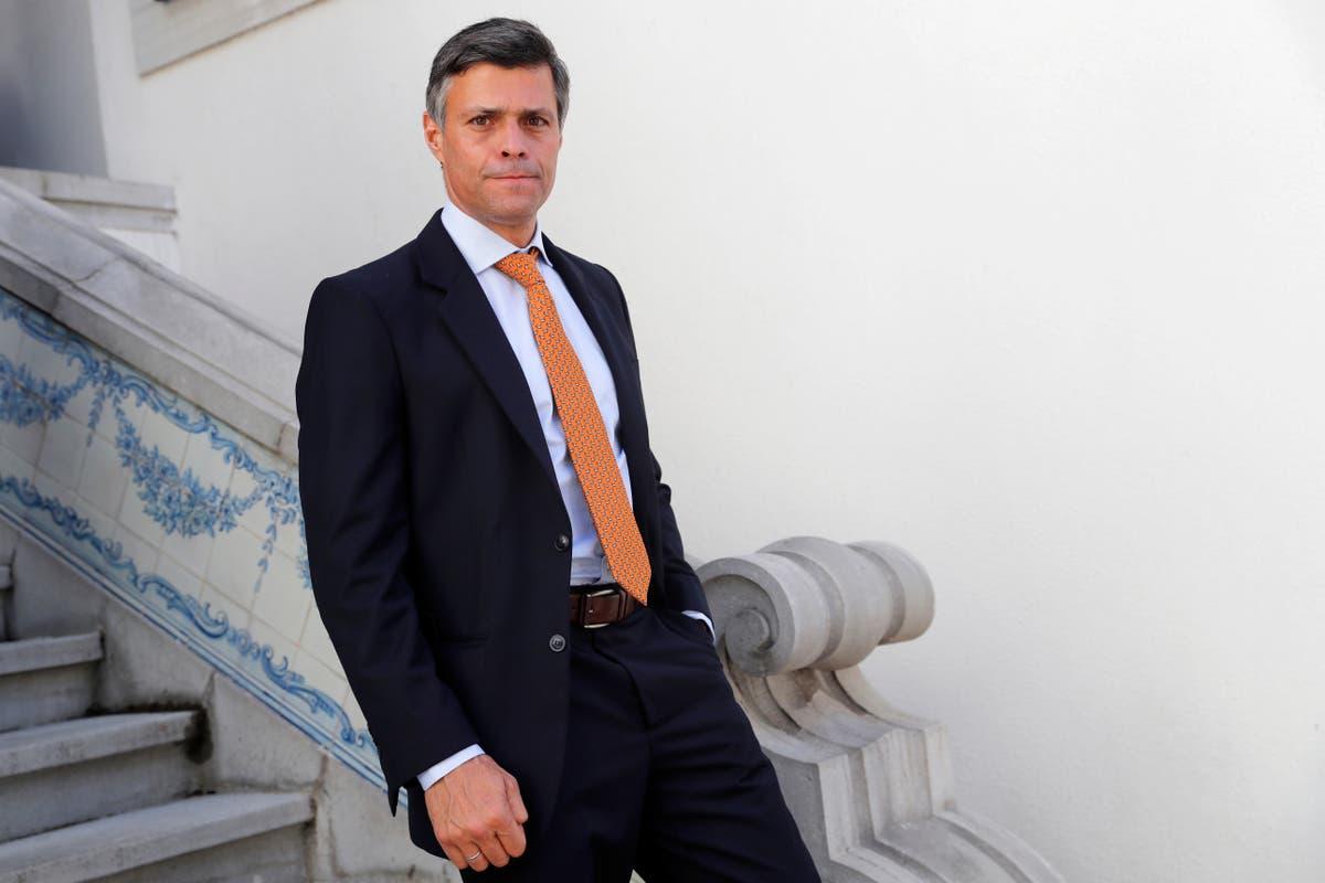 Venezuela asks Spain to extradite leading opposition figure