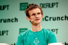Ethereum co-founder and Crypto billionaire donates $1bn to India Covid fight – and currency instantly plummets