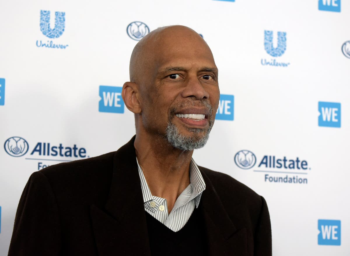 NBA creates social justice award, named for Abdul-Jabbar