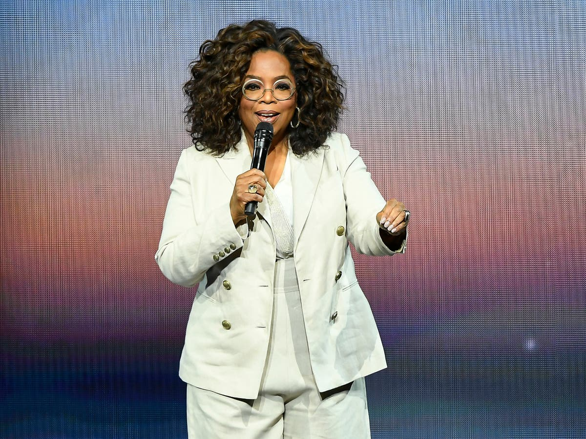 Oprah could be one of Archie's godparents, suggests royal expert