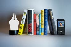 British Book Award winners announced – but are you in the mood for a cry or a page-turner?