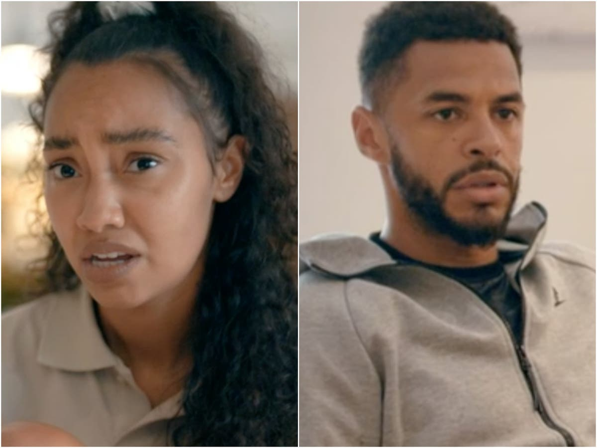 Leigh-Anne Pinnock confronts fiancé Andre Grey over colourist tweets in racism documentary