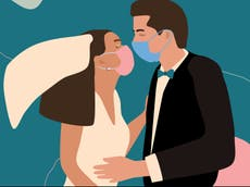 Third time lucky: Why I'm not waiting for big weddings to return to finally tie the knot