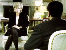 BBC delays Panorama programme on Martin Bashir's Princess Diana interview over 'duty of care issue'