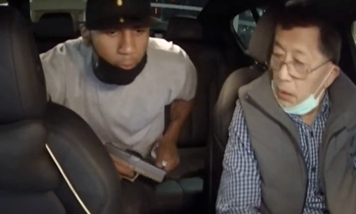 Lyft attack: Police investigating pistol whipped assault on Taiwanese driver for racial motives