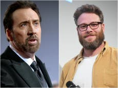Seth Rogen says Nicolas Cage had idea for controversial role that 'set off alarms'