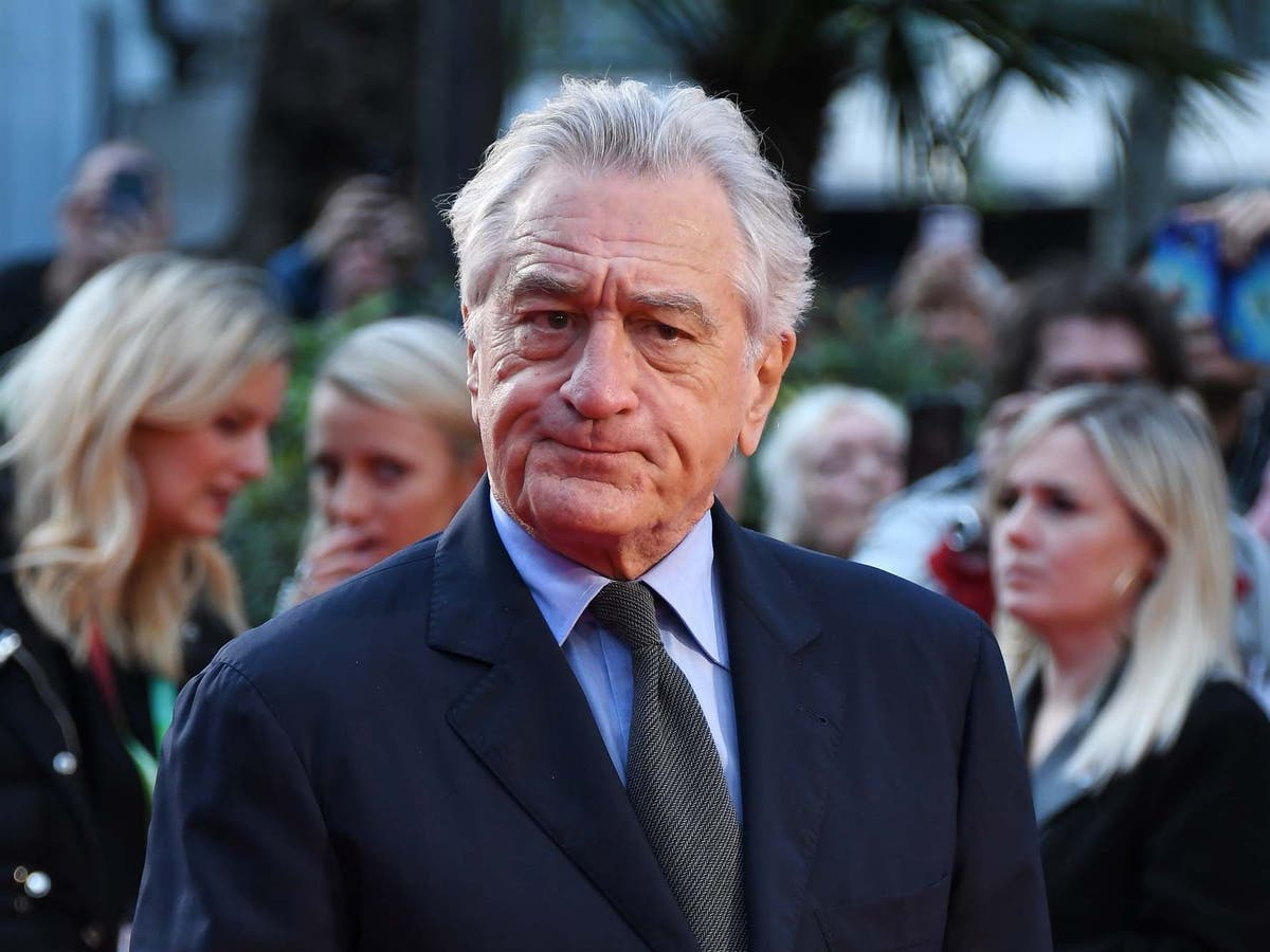 Robert De Niro in 'excruciating' pain after injury on Killers of the Flower Moon shoot