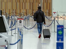 Is a PCR test mandatory before departing the UK?