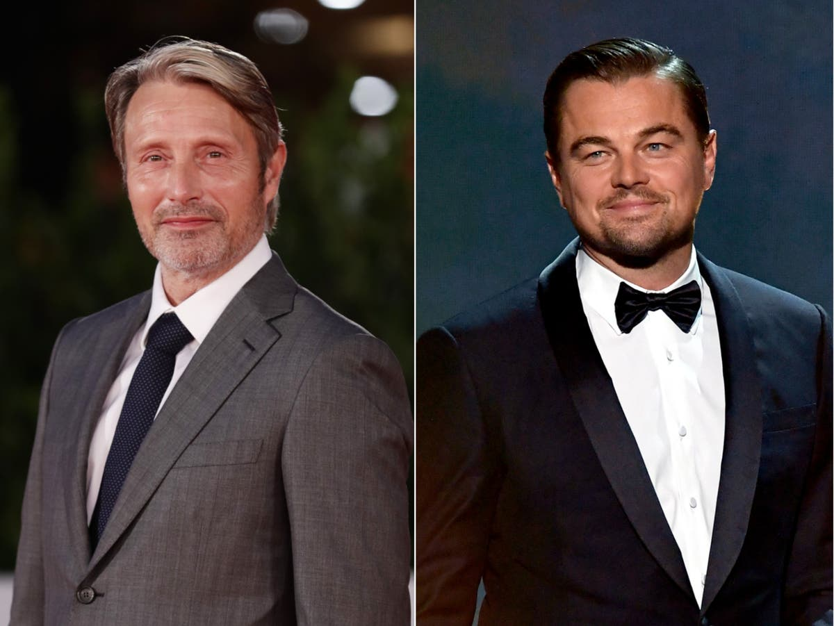 Mads Mikkelsen says Leonardo DiCaprio remake of Another Round will be 'interesting'