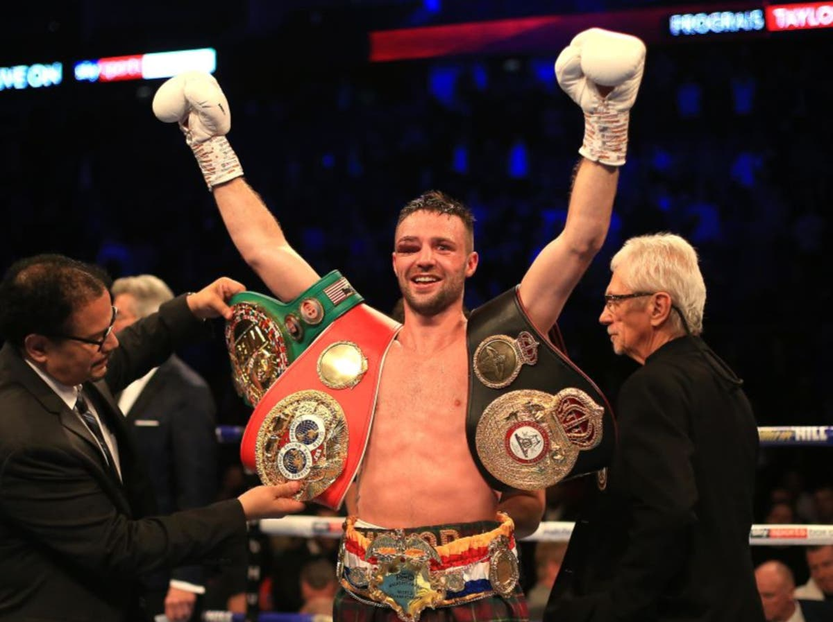 History beckons as Josh Taylor faces Jose Ramirez in a fight for all ages