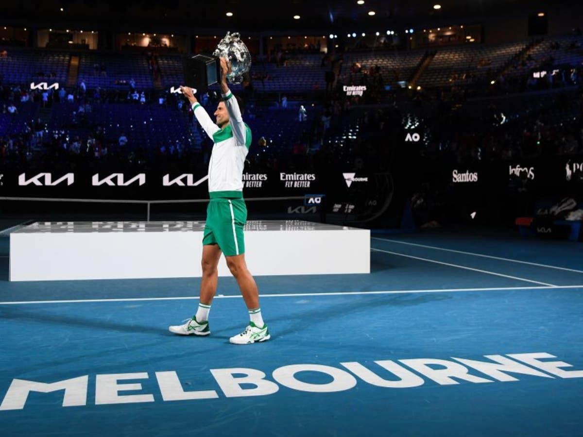 Australian Open will take place in 2022, organisers insist