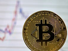Bitcoin price – live: BTC value drops again as China threatens crypto crackdown