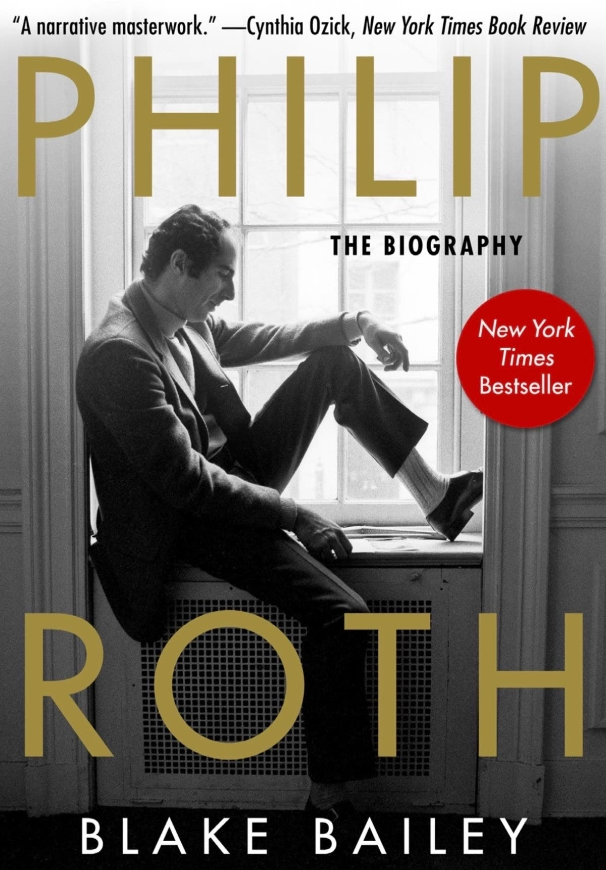 Philip Roth biography, pulled last month, has new publisher