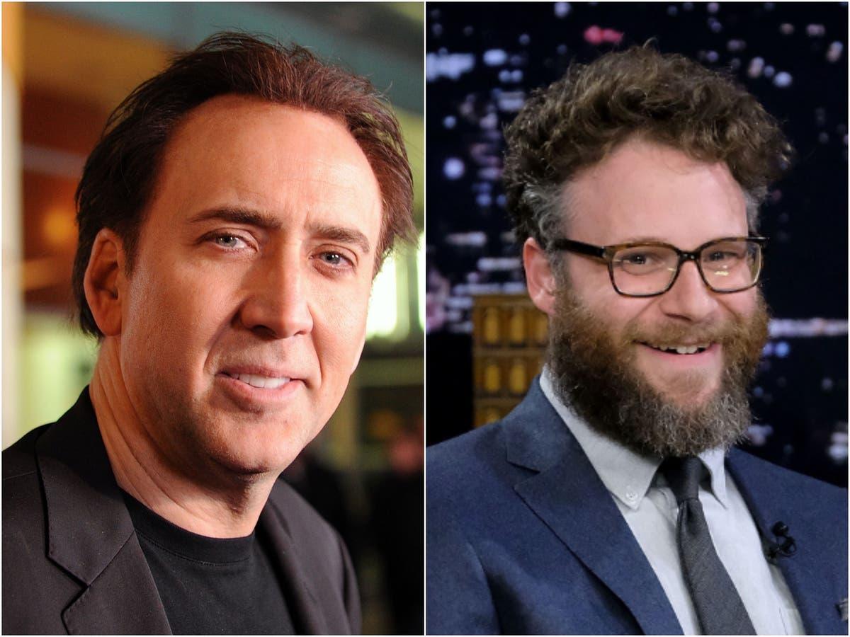 Nicolas Cage responds to Seth Rogen's alleged bizarre encounter with actor