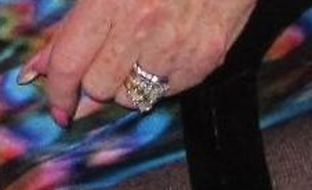 Engagement ring and wedding ring stolen from dead wife's hand in hospital
