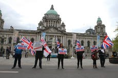 UK warns EU of 'turbulence' in Northern Ireland unless Protocol crisis solved by July