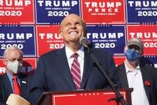 New audio of Rudy Giuliani 'pressuring Ukraine to investigate Biden' emerges