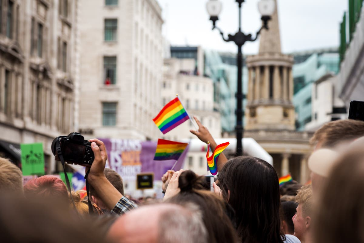Former LGBT+ adviser to government says community 'forgotten about' when it comes to Covid data