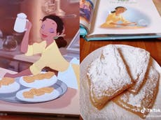 TikTok chef creates real-life versions of foods from Disney movies: 'Pure magic'