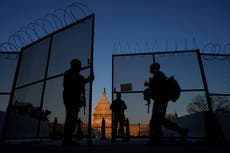 National Guard mission to provide security ending at Capitol
