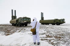 Russia's northernmost base projects its power across Arctic