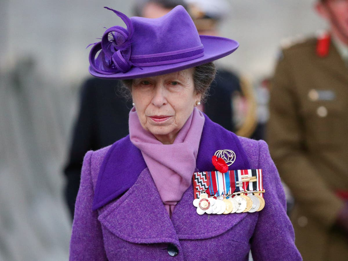Princess Anne acknowledges work of unpaid carers in 70th birthday gift