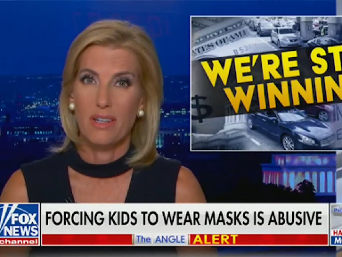 Laura Ingraham condemned as 'crazy, stupid, irresponsible' after calling child vaccines 'disgusting'
