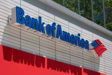 Bank of America online banking system goes down