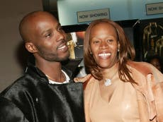 DMX's ex-wife Tashera Simmons says his final words reassured her he wasn't afraid to die