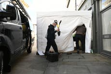 Fred West news: Police begin drilling in cafe basement in search for serial killer's suspected victim