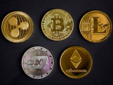 Ask bitcoin experts anything about the crypto market crash