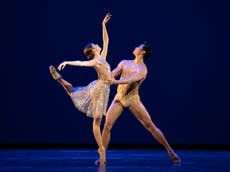 The Royal Ballet review, Royal Opera House: The company returns with a wave of love