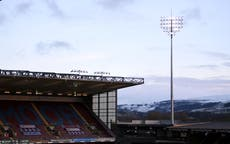 Burnley vs Liverpool LIVE: Premier League latest score, goals and updates from fixture tonight