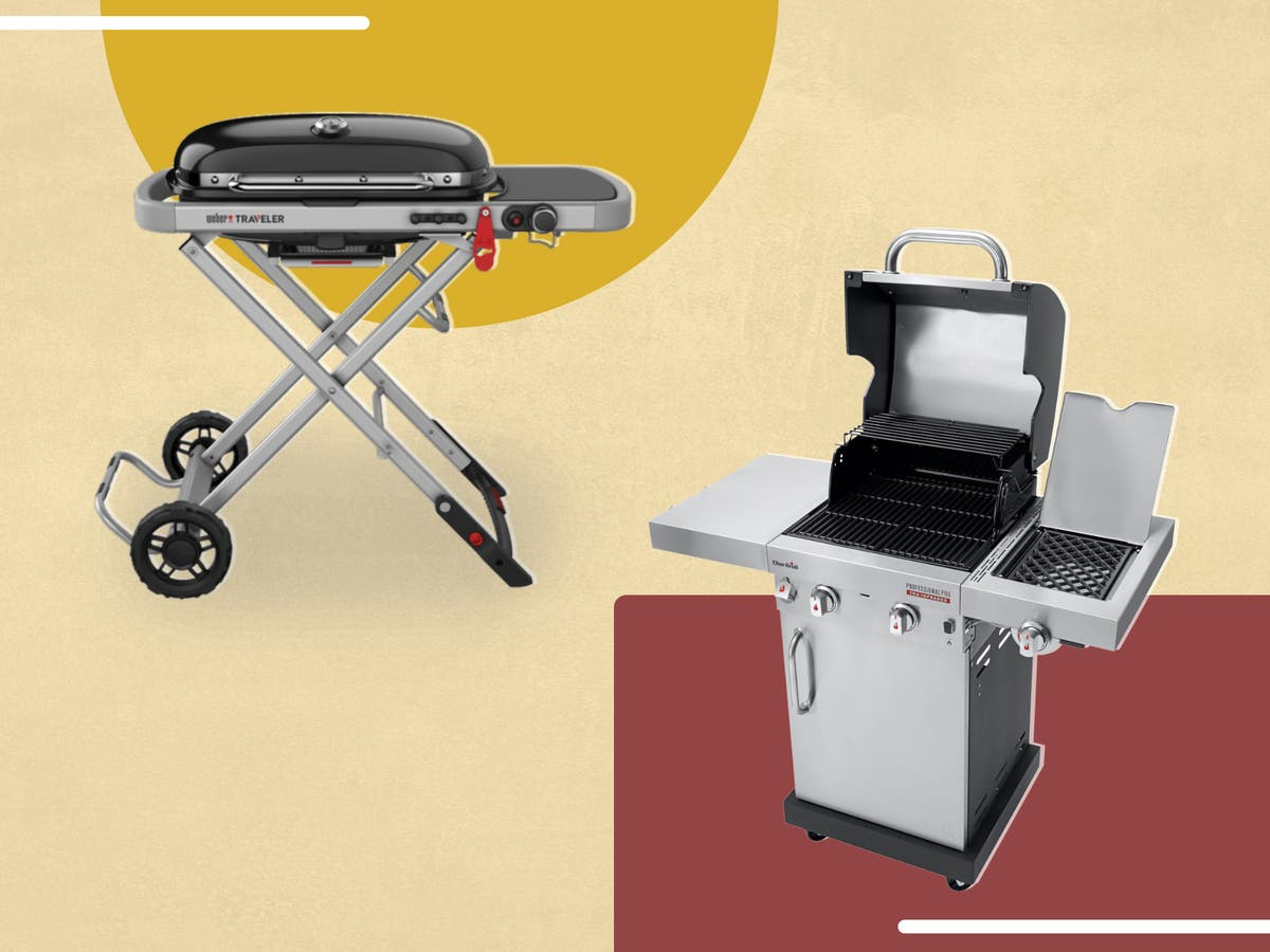 Let me see your grill: De 9 best gas BBQs