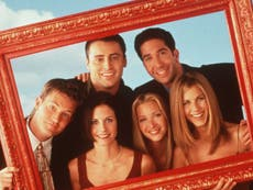 Friends Reunion: How to watch the special episode in the UK