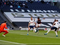 Tottenham vs Aston Villa LIVE: Premier League result and reaction tonight