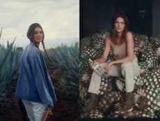 Kendall Jenner faces new accusations of cultural appropriation over tequila campaign