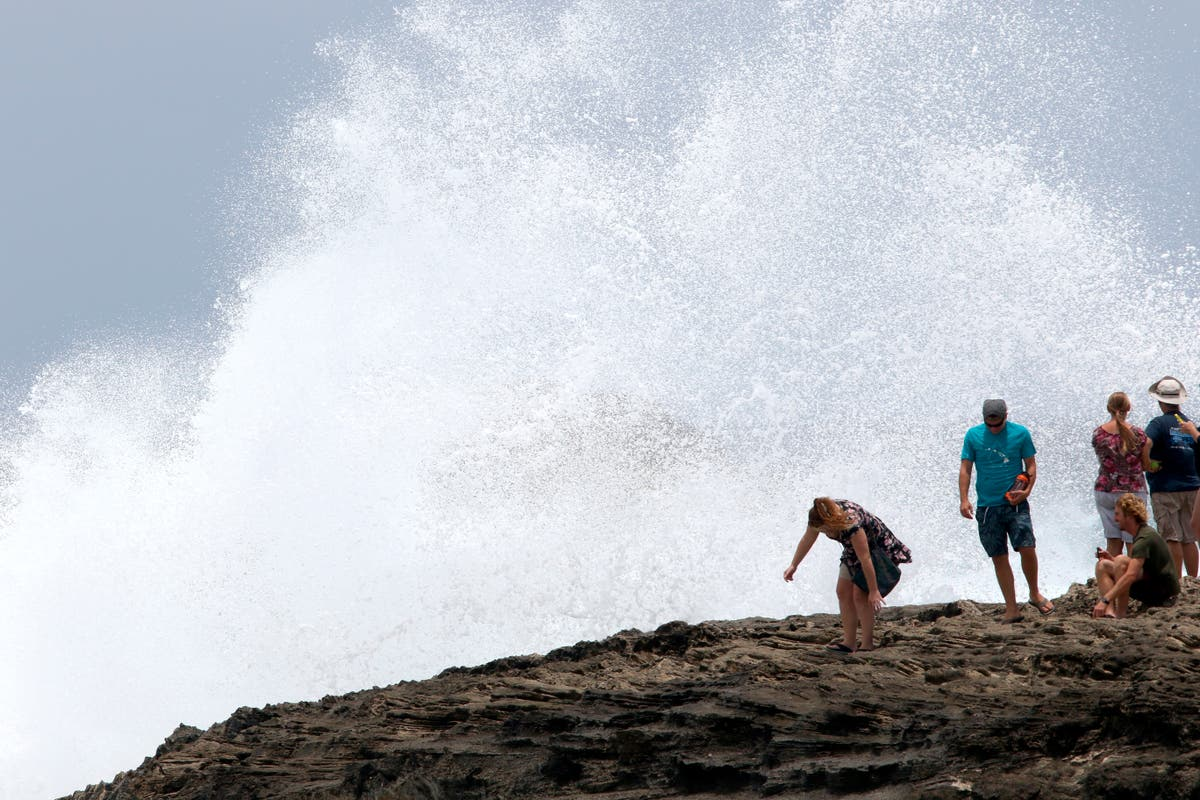 Hawaii area can expect 2 to 5 storms during hurricane season