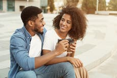 Dear Fiona: I'm happily married but since I saw my first love I can't stop thinking about him