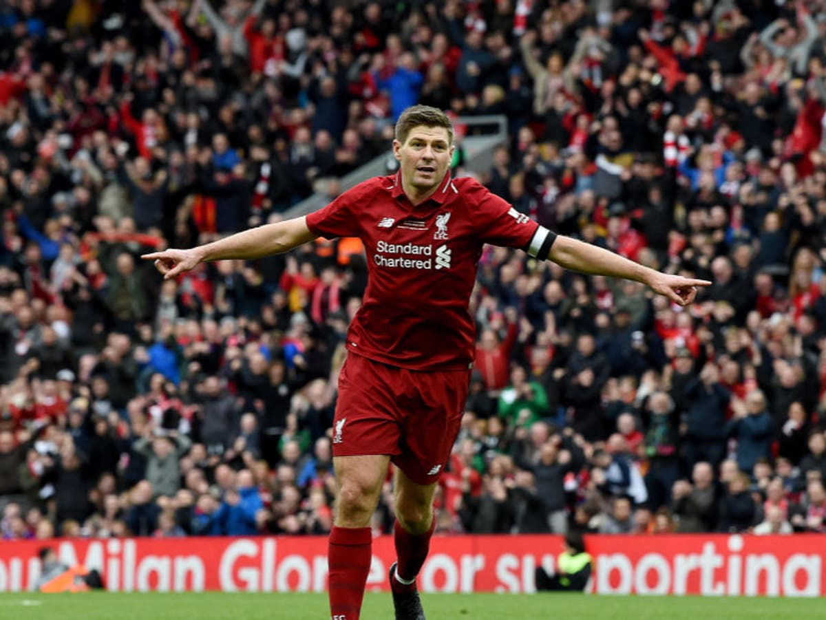 Steven Gerrard inducted into Premier League Hall of Fame